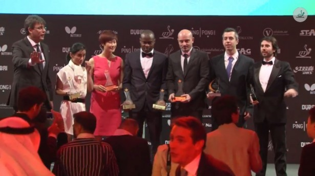 ITTF Star Awards 2014 21