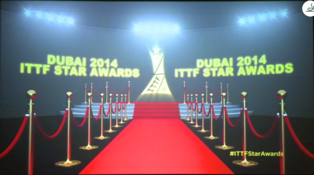 ITTF Star Awards 2014 8