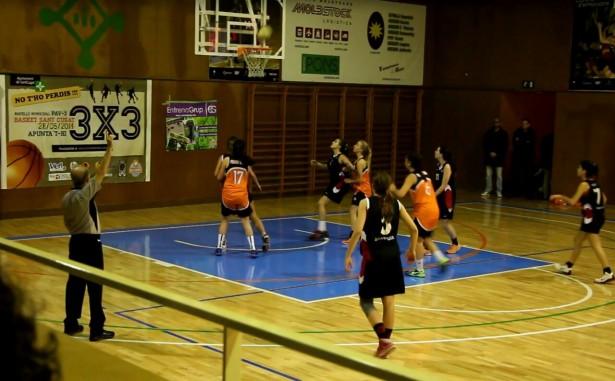 Júnior Fem - Femení Osona 98 2014-2015  5