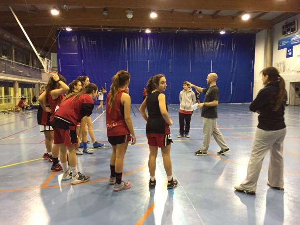 Padrines Raquel Pérez-Anna Vulart Cadet 1 Fem 14