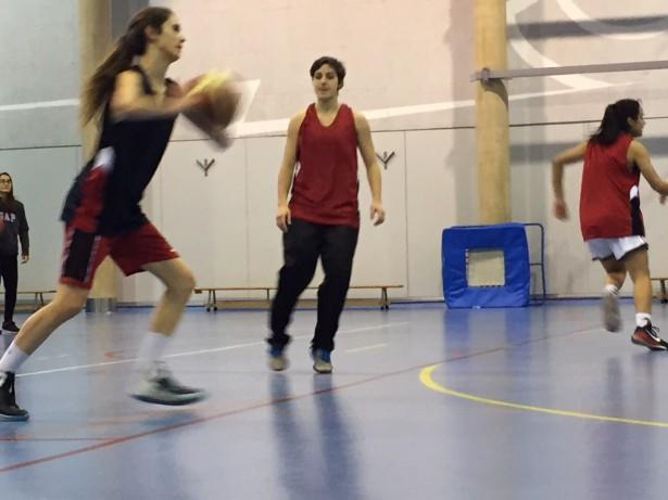 Padrines Raquel Pérez-Anna Vulart Cadet 1 Fem 2