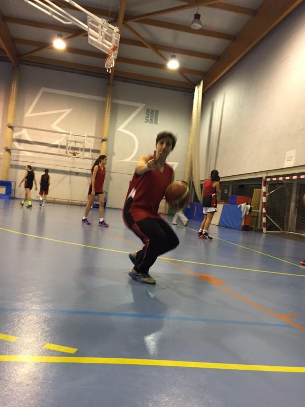Padrines Raquel Pérez-Anna Vulart Cadet 1 Fem 6