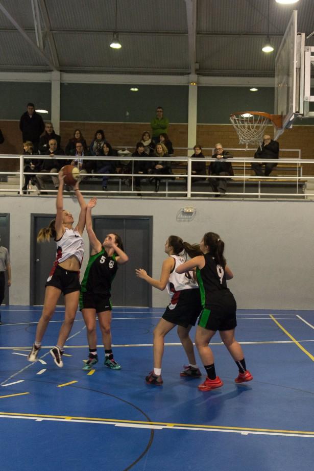Sant Quirze Basquet Club - Júnior Fem 2014-2015 1