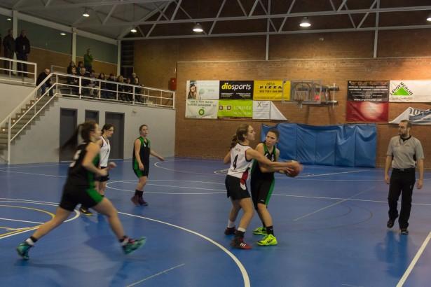 Sant Quirze Basquet Club - Júnior Fem 2014-2015 5