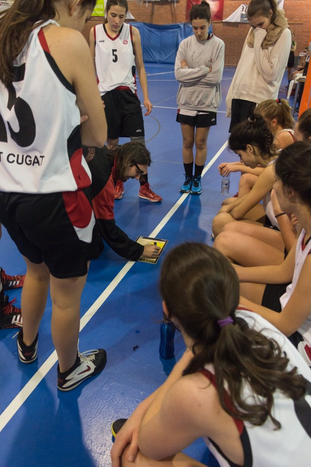 Sant Quirze Basquet Club - Júnior Fem 2014-2015