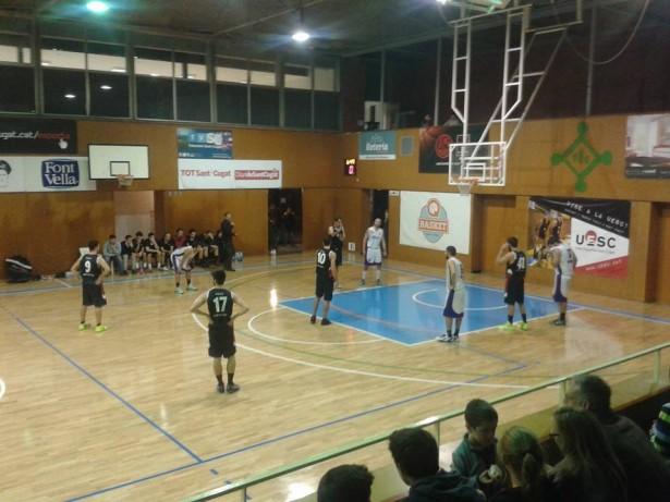 UESC - El Masnou 2014-2015 3