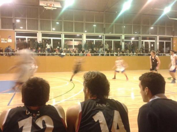 UESC - El Masnou 2014-2015