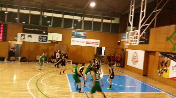 UESC Femení B - Les Franqueses A 2014-2015 3