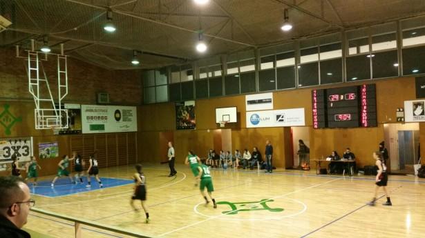 UESC Femení B - Les Franqueses A 2014-2015 5