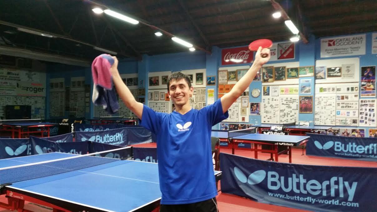 Alvaro Barreneche UESC TT campio Open Catalunya Absolut A