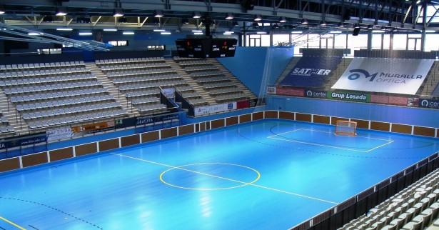 Ciutat Esportiva de Blanes pista blava