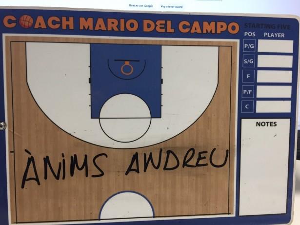 anims Andreu Cervera - Mario del Campo