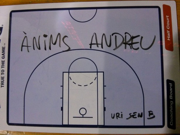 anims Andreu Cervera - Oriol Carmona - UESC B