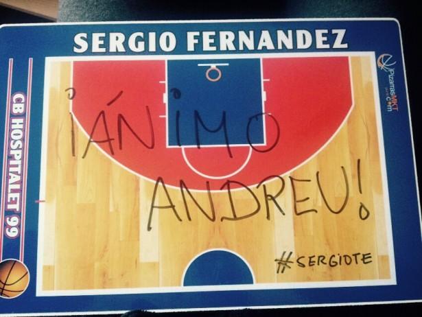 anims Andreu Cervera - Sergio Fernandez - from England