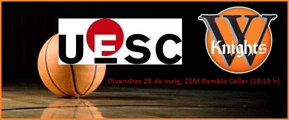 UESC Femení - Wartburg College