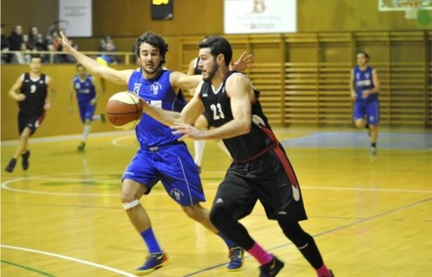 Patrick Reyes en la seva primera etapa al club Ii Foto: A. Bernal (TOT Sant Cugat(