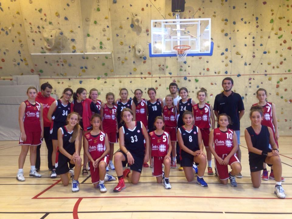 Infantil Femení 2015-2016 Tournoi de l'Envol.3