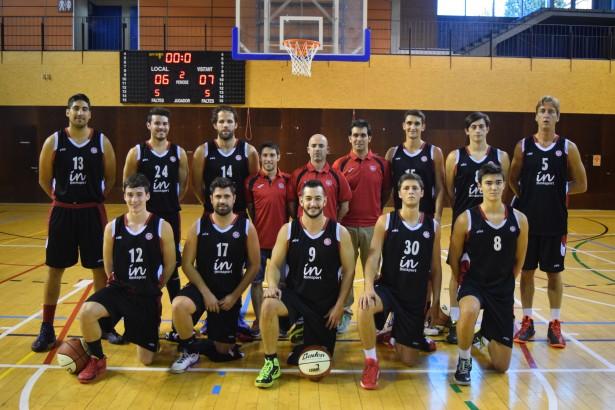 UESC-Bisbal Bàsquet Copa Catalunya 2015-2016