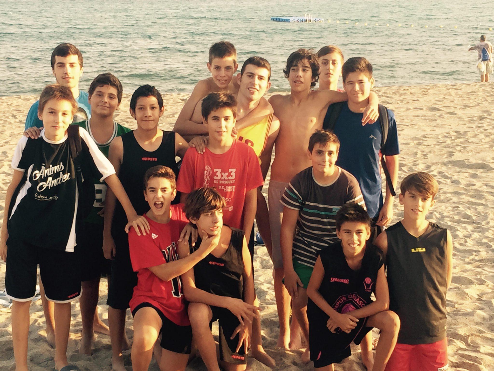 Alejandro Gómez amb els seus jugadors