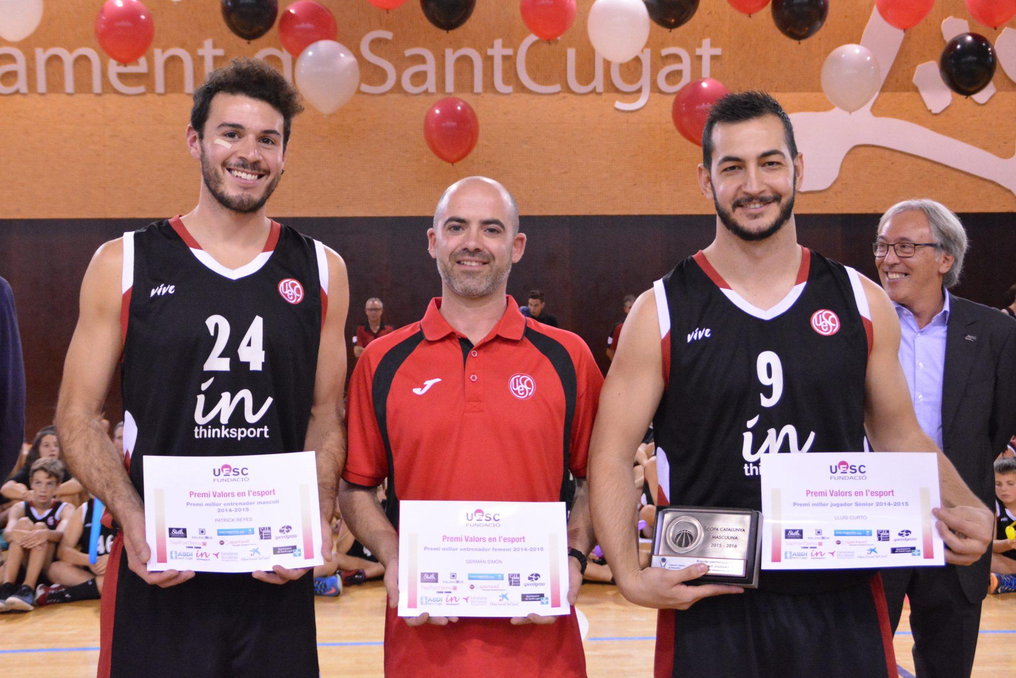 Presentació temporada UESC 2015-2016.1