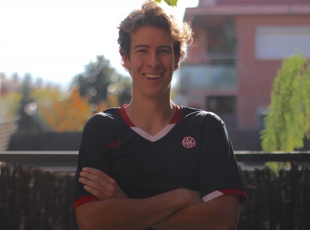 Bernat Ayneto entrenador UESC 2015-2016