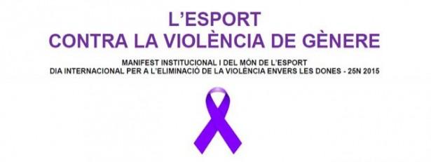 No a la violència de gènere