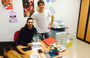 Oficina nova UESC 2015-2016 Lluís Curto - Marc Garcia