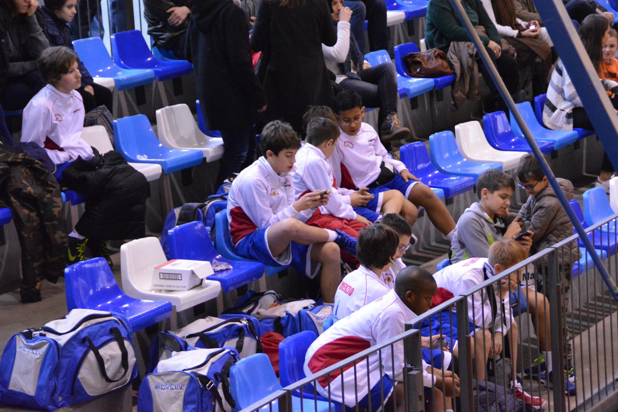 Olimpo Basket Alba PAV 3 Sant Cugat