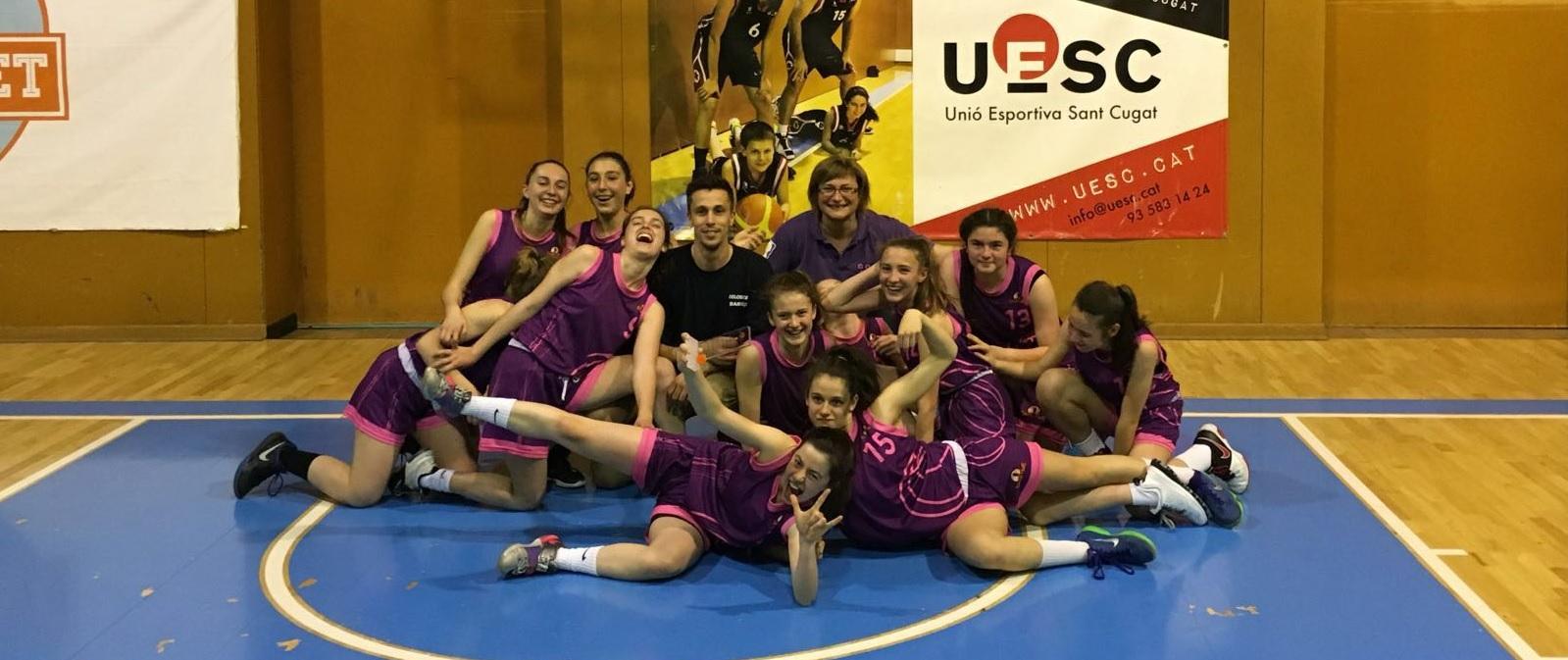 Colomiers Basket campiones Triangular Internacional OFFICE24