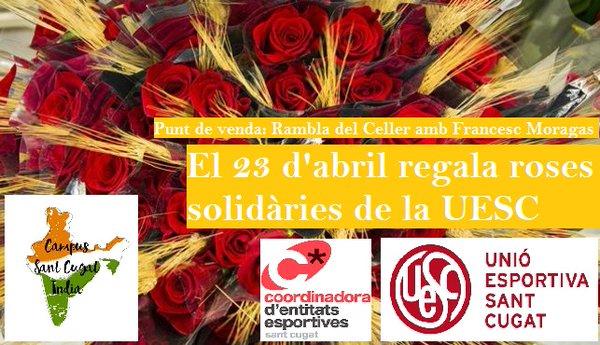 Diada Sant Jordi 2016 UESC