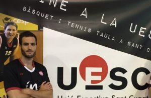 Jordi Costa fitxatge UESC 2016-2017