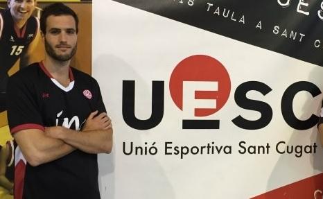 Jordi Costa fitxatge UESC 2016-2017 portada