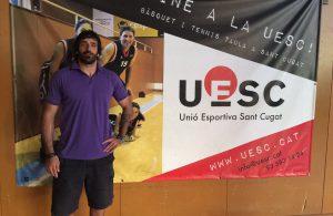 Pere Soler fitxatge UESC 2016-2017 Copa Catalunya