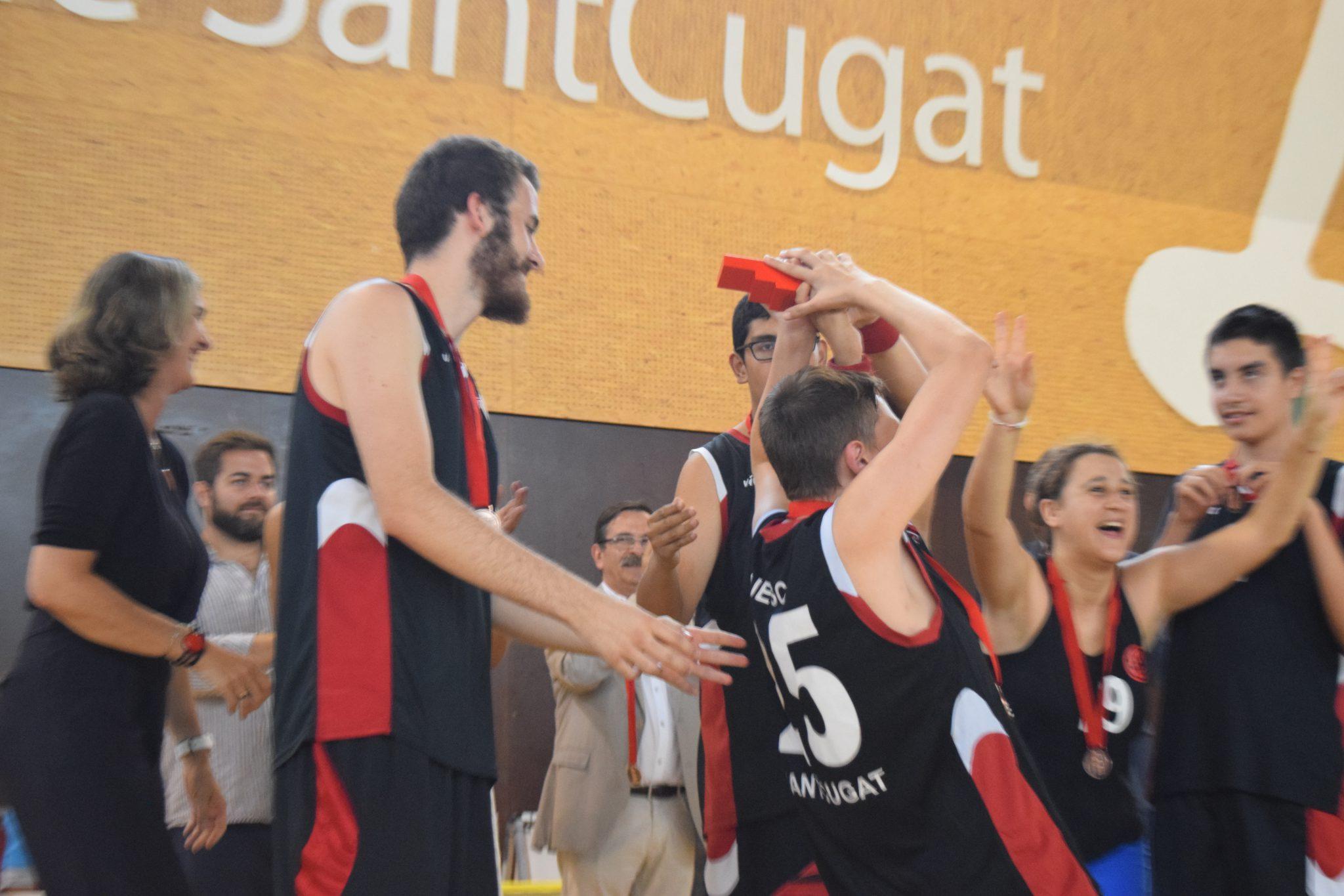 1r Meeting Basquet Unificat Sant Cugat 2 juliol 2016