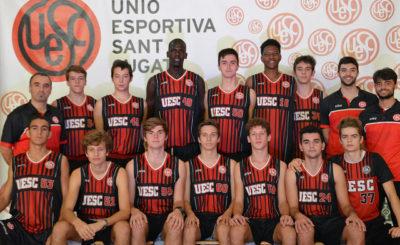 Júnior Negre Masculí 2018-19