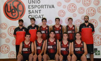 Júnior Verd Masculí 2018-19