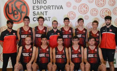 Júnior Vermell Masculí 2018-19